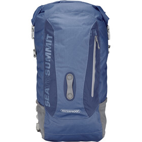 Sea to Summit Rapid Bolsa seca 26L, blue